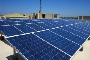 rooftop solar plant