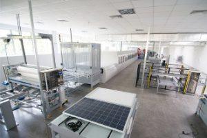 solar module manufacturer