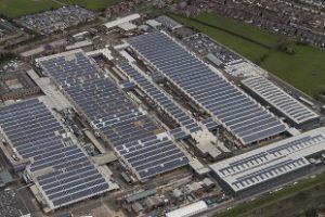 Solar Panels for Factories