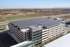 solar panels for hospitals